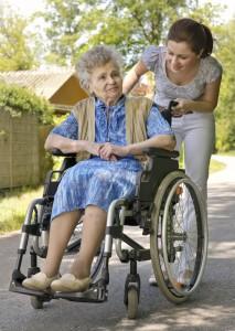 Older Wheelchair